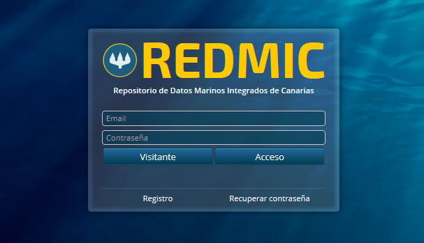 login redmic escama